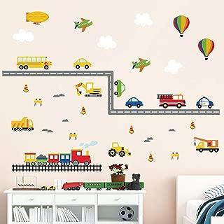 Best little boy bedroom wall stickers Reviews