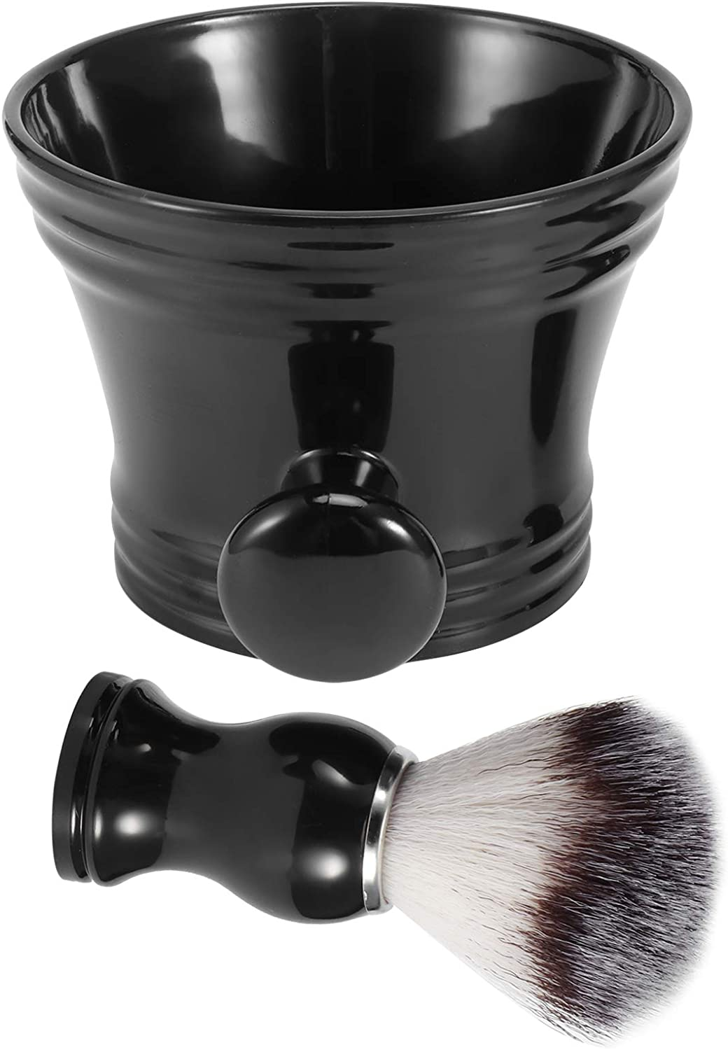 Zerodis Shaving Brush Set with Soap Barber High Sales results No. 1 quality new Beard Bowl Care Soft