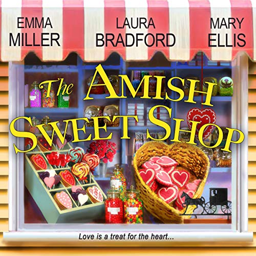 The Amish Sweet Shop cover art