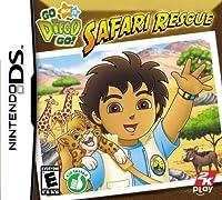 Go Diego Go: Safari Rescue (輸入版)