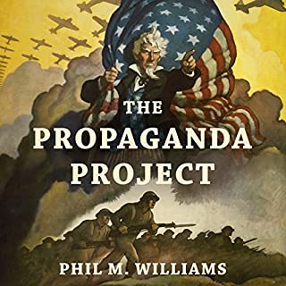 The Propaganda Project audiobook cover art