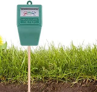 Censinda Soil Moisture Meter,Garden Moisture Sensor Hygrometer Soil Water Monitor for Farm/Lawn/Indoor/Outdoor Plants