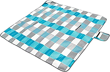 GUOQI Feuchtigkeitsfestes Pad PVC-Material Einfachen Männlichen Outdoor Park Ultraleichten Weiblichen Picknick Liefert Zelt Picknickdecke B07NPL1WY4 | Qualität Produkt
