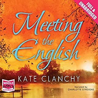Meeting the English                   By:                                                                                                                                 Kate Clanchy                               Narrated by:                                                                                                                                 Charlotte Strevens                      Length: 7 hrs and 50 mins     5 ratings     Overall 4.2