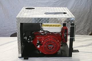 Mobile Gas Powered Hydraulic Trailer Power Unit