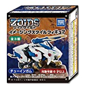 ゾイドワイルド イメージングスタイルフィギュア 10個入 食玩・ガム(ゾイド)