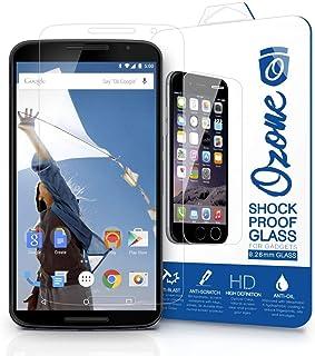 OZONE 0.26mm Shock Proof Tempered Glass Screen Protector for Motorola Nexus 6