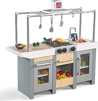 Amazon Com Step2 Play Kitchens