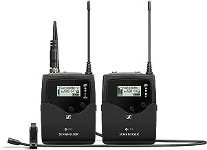 Sennheiser Pro Audio Portable Lavalier Wireless Set, (ew 512P G4-AW+)
