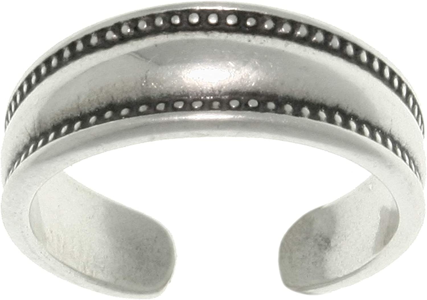 Product Jewelry Trends Bali Edge Wedding Adjustable- Style Ring Many popular brands Band Toe