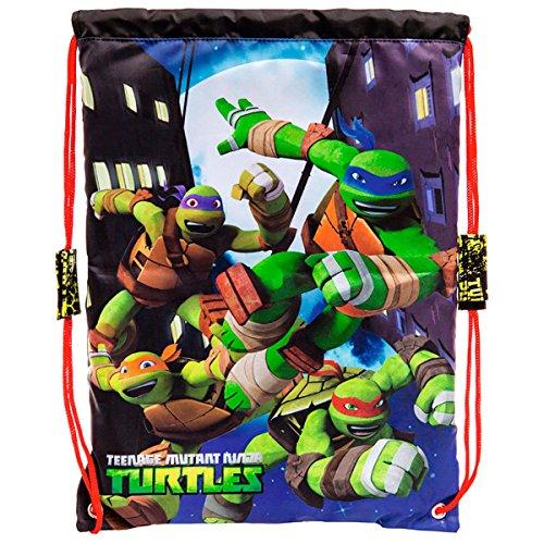 TMNT - Sacca Tartarughe Ninja Rules 40 cm