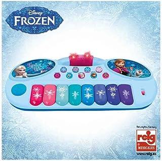 Reig-95390 Frozen Órgano electrónico, Multicolor (95390)