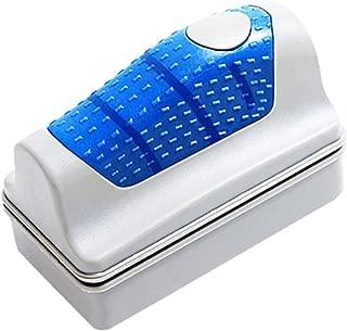 bestgle Aquarium Magnetic Glass Algae Cleaner Scraper Brush, Fish Tank Scrubber Cleaner Floating