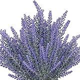 Houseables Faux Lavender, Purple, 4...