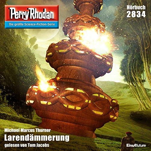 Larendämmerung audiobook cover art