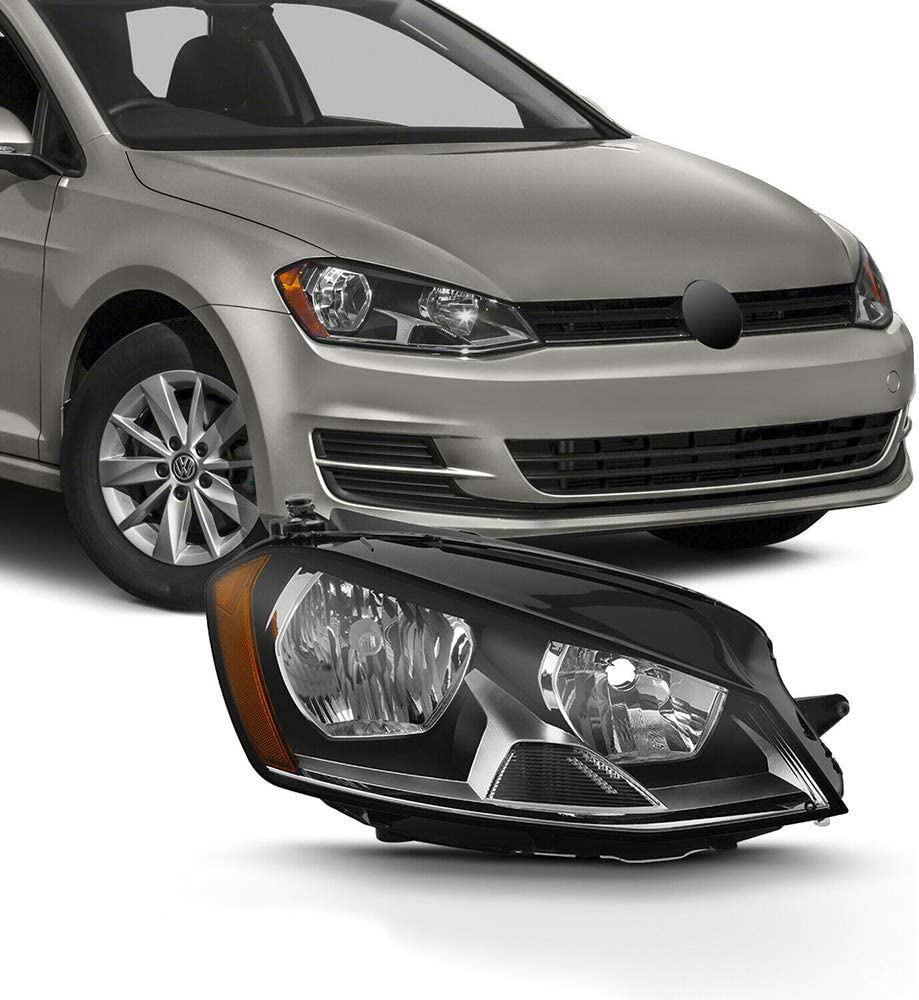 Max 69% OFF For Chrome Passenger Side Halogen Miami Mall Replacement Headlights
