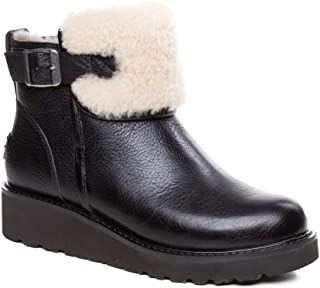 OZWEAR UGG Queena Shearling Boots (Water Resistant) 2 Colours OB382