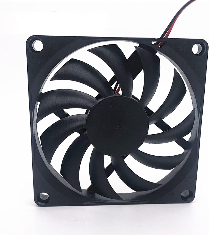 TPCYAN 8010 80MM 80x80x10MM Cooling Fan 5V 12V DC 24V 2021new shipping Sale free Ultra-Thin
