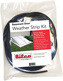 Basement Door Weather Strip Kit