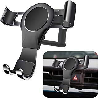 LUNQIN Car Phone Holder for Toyota Avalon 2019-2020 Auto Accessories Navigation Bracket Interior Decoration Mobile Cell Phone Mount