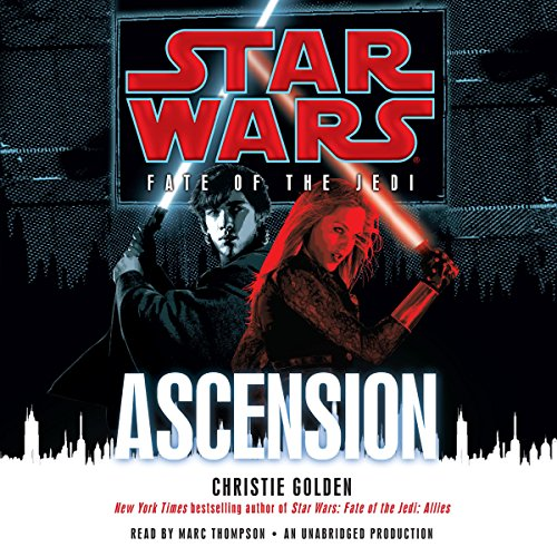 Page de couverture de Star Wars: Fate of the Jedi: Ascension