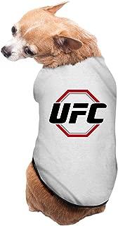 UFC Conor McGregor Strike Team Pet Big Dog Clothing Design Small Dog Costumes