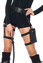 Leg Avenue Women's Costume, Utility Belt Black, One Size