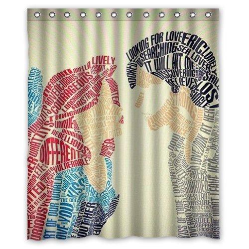 Ariel The Little Mermaid SKCASE Custom Shower Curtain 60x72 Inch