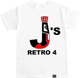 0a88186e55d Amazon.com: jordan retro 4 - Novelty & More: Clothing, Shoes & Jewelry