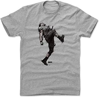 Ray Lewis Shirt - Vintage Baltimore Football Men's Apparel - Ray Lewis Dance Sketch