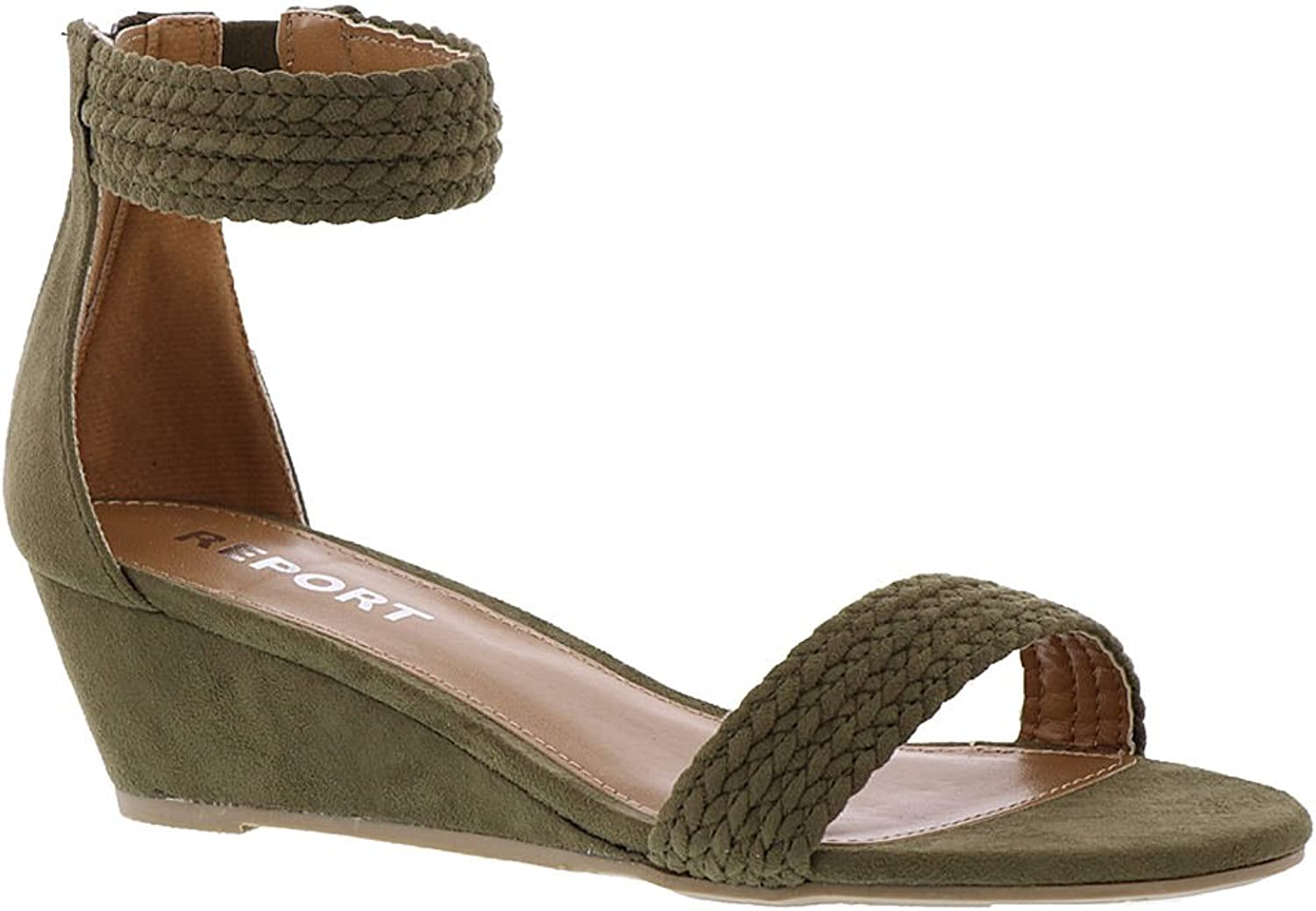 Report Womens Madge Wedge Sandal