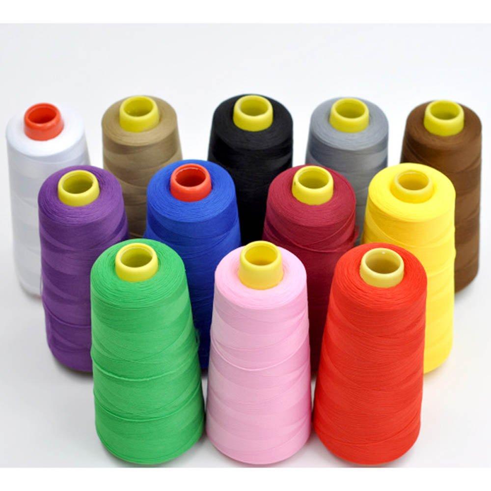 Hilo de coser de poliéster de alta velocidad, tipo hilo de coser ...