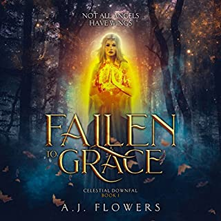 Fallen to Grace audiobook cover art