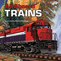 All Aboard Trains (Reading Railroad Books) by Mary Harding(1989-03-15)