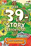 The 39-Story Treehouse: Mean Machines & Mad Professors! (The Treehouse Books, 3)