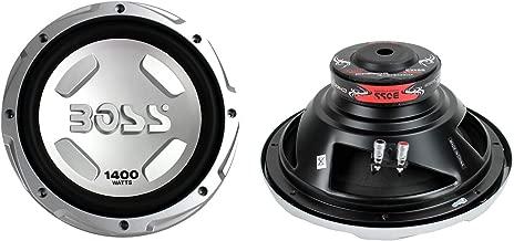 2) NEW BOSS AUDIO Chaos CX122 12