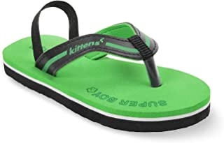 KITTENS Green Boys Flip Flop