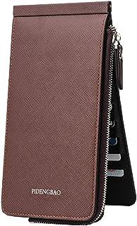 [ワールドゼニア] 三つ折り 長財布 カードケース