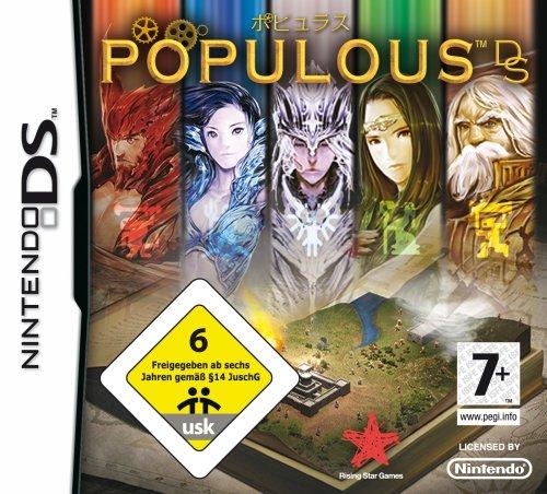 Populous [Importación alemana]