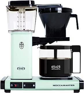 Technivorm Moccamaster 53951 KBG Pistachio Green Coffee Brewer, 40 oz