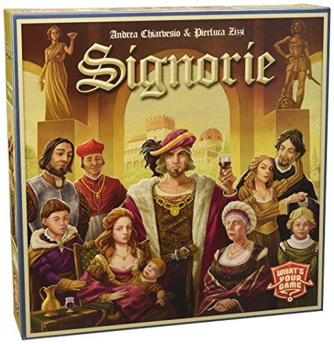 Ghenos Games ghe048–Signorie, Mehrfarbig