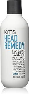 KMS HEADREMEDY Deep Cleanse Shampoo for Hair and Scalp, 10.1 oz