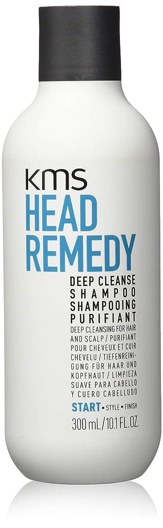 同化おびえたハグKMSカリフォルニア Head Remedy Deep Cleanse Shampoo (Deep Cleansing For Hair and Scalp) 300ml