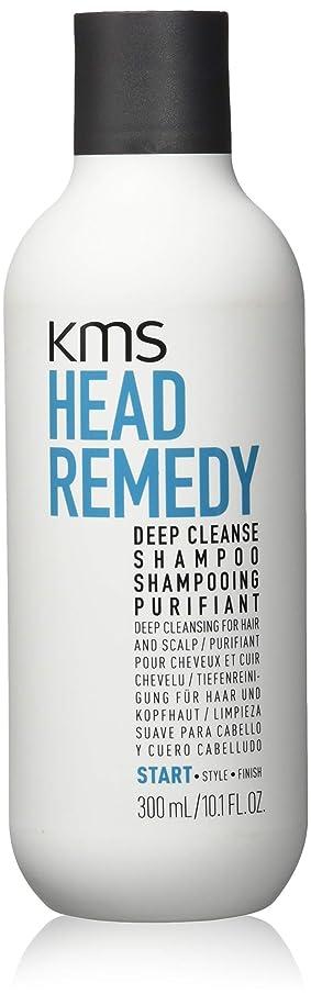 炭素おじさん急襲KMSカリフォルニア Head Remedy Deep Cleanse Shampoo (Deep Cleansing For Hair and Scalp) 300ml