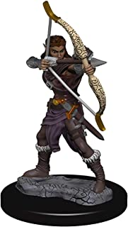 D&D: Icons of the Realms - Premium Figures - Female Elf Ranger, Galápagos Jogos, White
