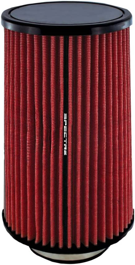 Spectre Universal Seasonal Wrap Introduction Max 45% OFF Clamp-On Air Filter: High Performance Washabl