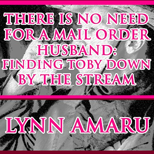 There Is No Need for a Mail Order Husband: Finding Toby down by the Stream audiobook cover art