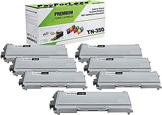 PayForLess Compatible TN350 TN-350 Toner Cartridge Black for Brother HL-2070N HL-2040 DCP-7020 MFC-7420 MFC-7225N MFC-7820N Intellifax-2820 Toner