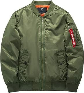 MA-1 エムエーワンジャケット メンズ ma-1 中綿 ミリタリフライト ジャケット