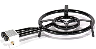 Castevia Paella Gas Burner Two Rings 16Inch - 400 mm